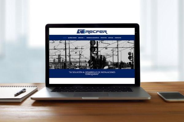 Nueva Web de Irecfer