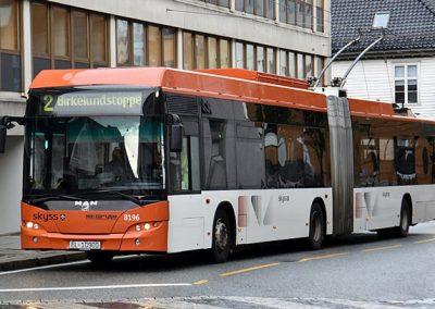 TrolleyBus Bergen